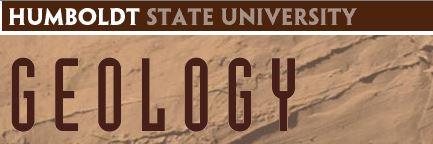 HSU Geology